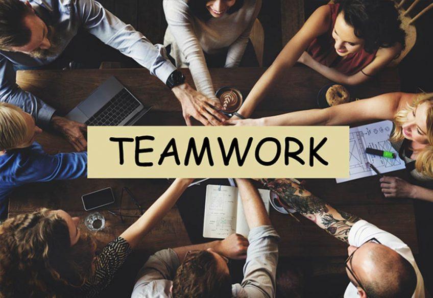 Teamwork - leichter Arbeiten im Team